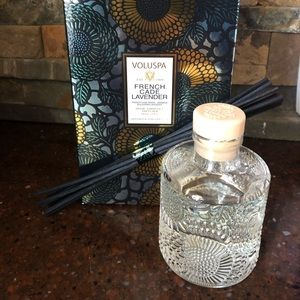 Voluspa French Cade Lavender scent diffuser